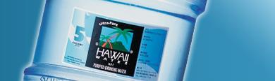 ハワイウォーターの商品画像